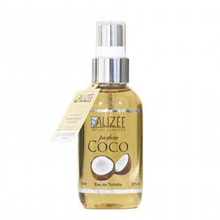 Eau de toilette parfum coco 75 ml
