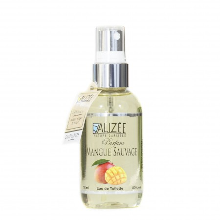 Eau de toilette parfum mangue sauvage 75 ml